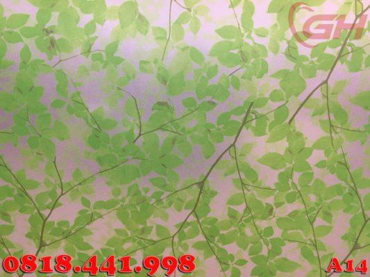 Mã giấy lá cây xanh mát Đài Loan chất lượng cao