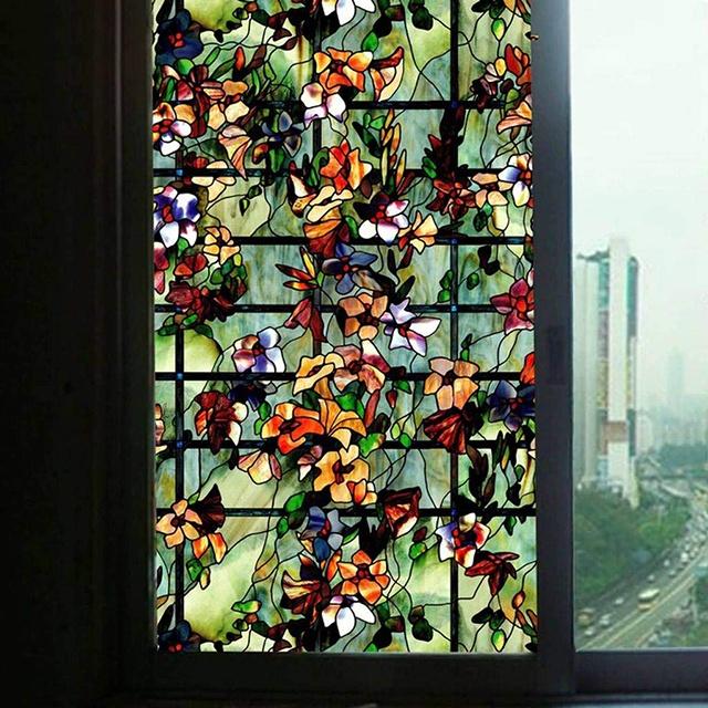 mẫu giấy dán kính cửa sổ 20