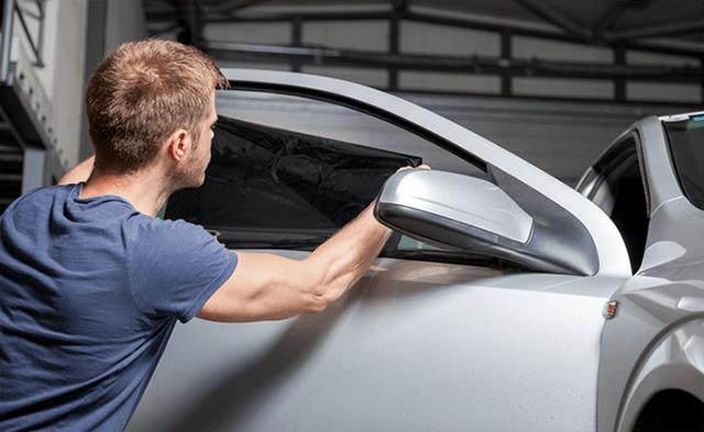 cách bảo quản phim cách nhiệt cho ô tô