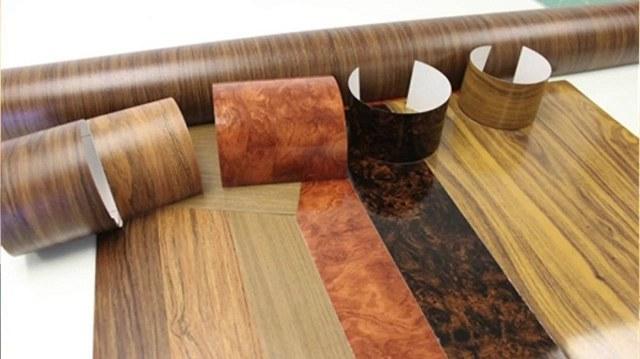 cách dán decal lên gỗ các bước