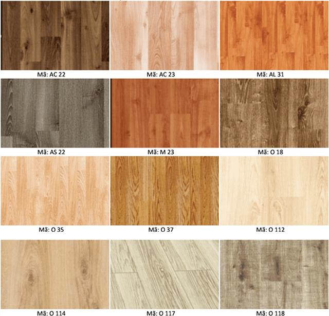 các mẫu decal dán gỗ