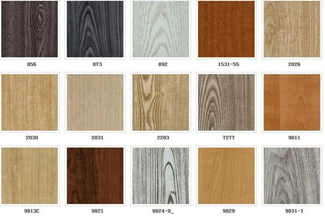 cách dán decal lên gỗ