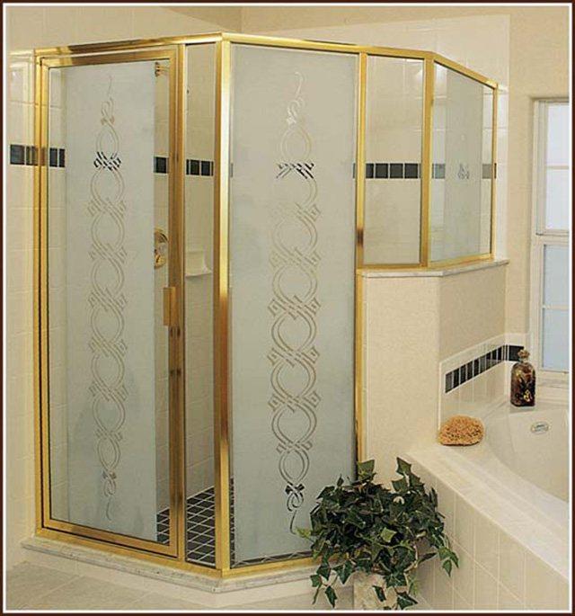 decal dán kính phòng tắm mẫu 2