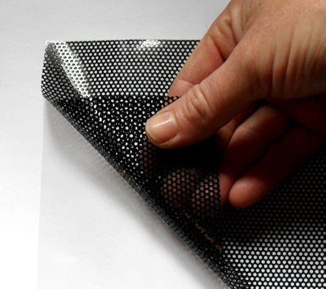 cách dán decal lưới dán kính