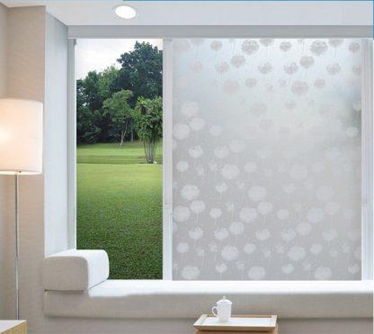 giấy dán kính cửa sổ tạo không gian riêng