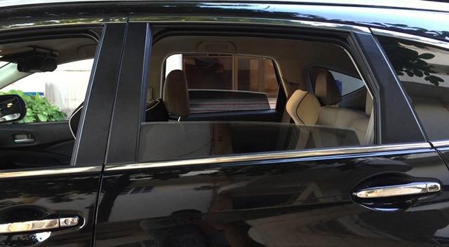 Đảm bảo sự riêng tư cho người ngồi trong xe