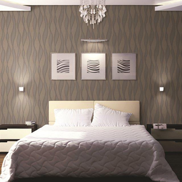 giá giấy dán tường phòng ngủ giá trung bình