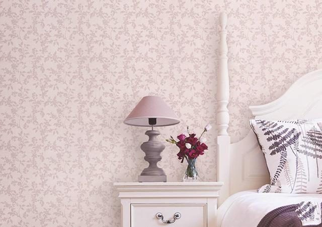 giấy dán tường phòng ngủ 2D