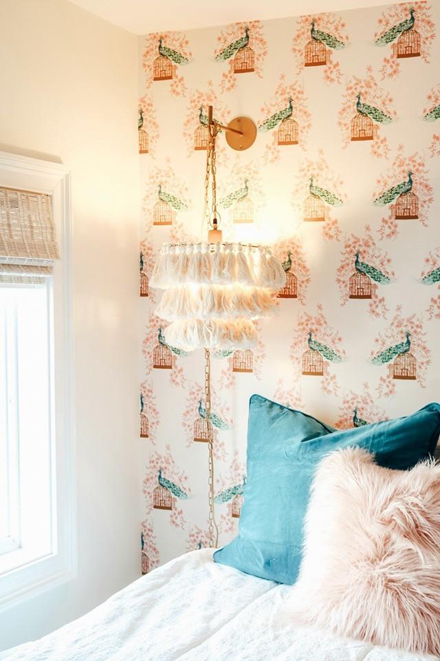trang trí phòng ngủ cho bé gái 4