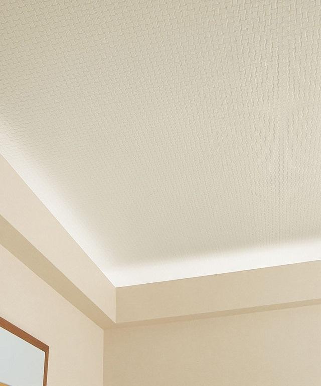 giấy dán trần nhà màu trắng