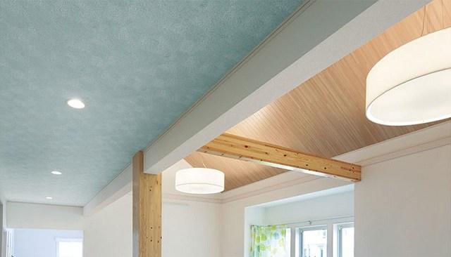 giấy dán trần nhà đẹp