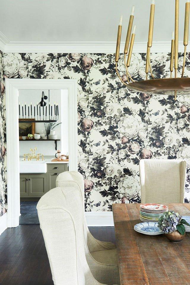 giấy dán tường phòng ngủ hiện đại 19