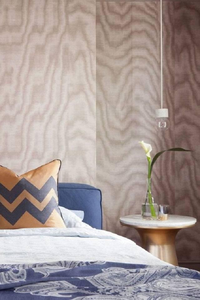 giấy dán tường phòng ngủ hiện đại 20