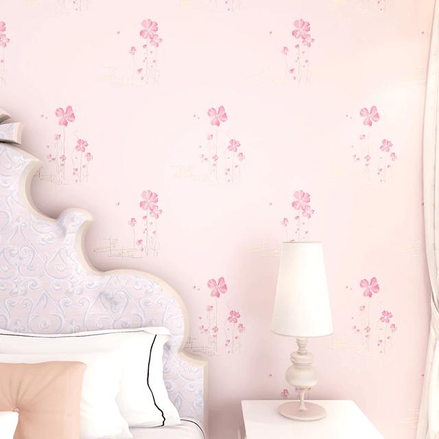 giấy dán tường phòng ngủ nhỏ 8