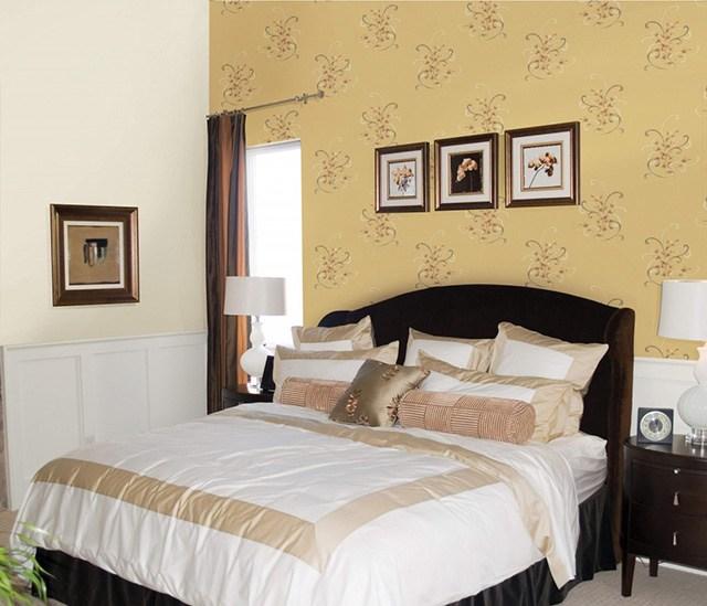 giấy dán tường phòng ngủ vợ chồng 8