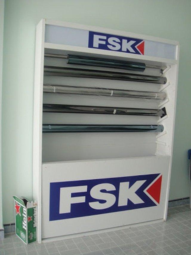 phim cách nhiệt ô tô FSK