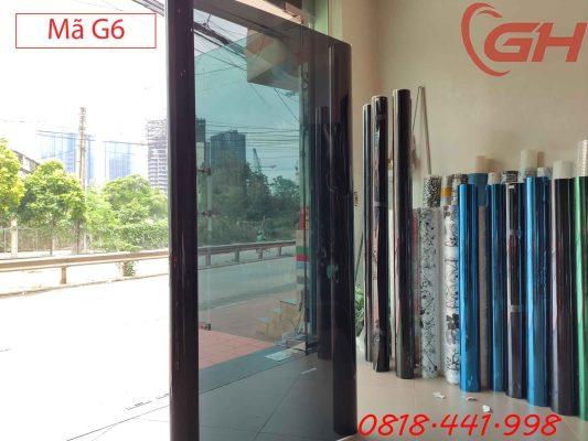 Film cách nhiệt chống nóng Trung Quốc G6